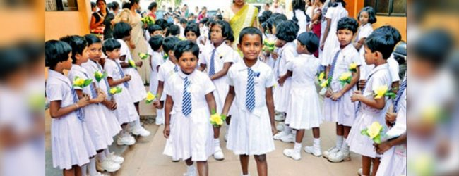 Govt. issues model applications for 2021 Grade 01 admissions