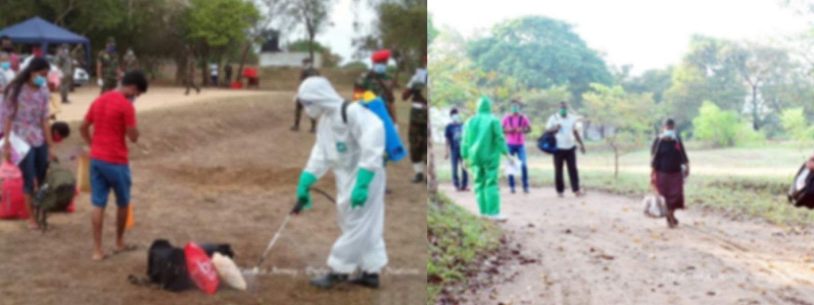 5,000 people remain in quarantine at 44 quarantine facilities – Army Commander