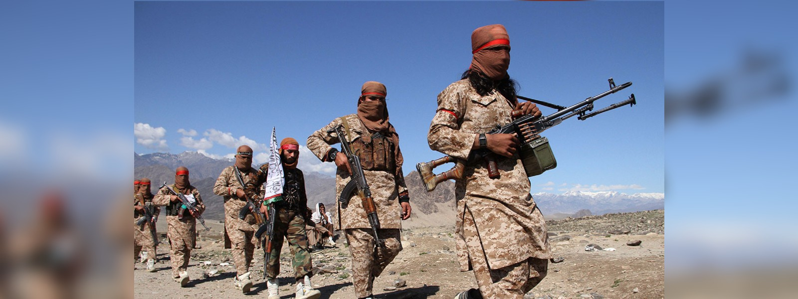 Taliban announce three-day Eid ceasefire with the government