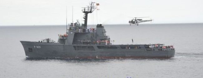 Navy Commander dismisses claims surrounding COVID-19 spread in Welisara