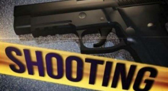 1 killed in shooting in Katunayake