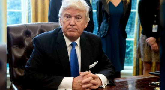 Donald Trump aims to limit legal protections of social media