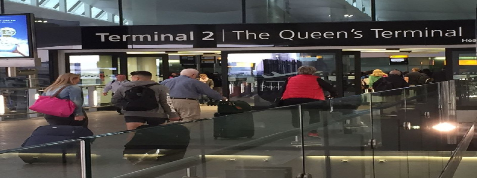 UK Government to bring in 14-day quarantine for air passengers