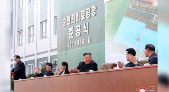 After rumours about health, North Korea state media report Kim Jong Un appearance