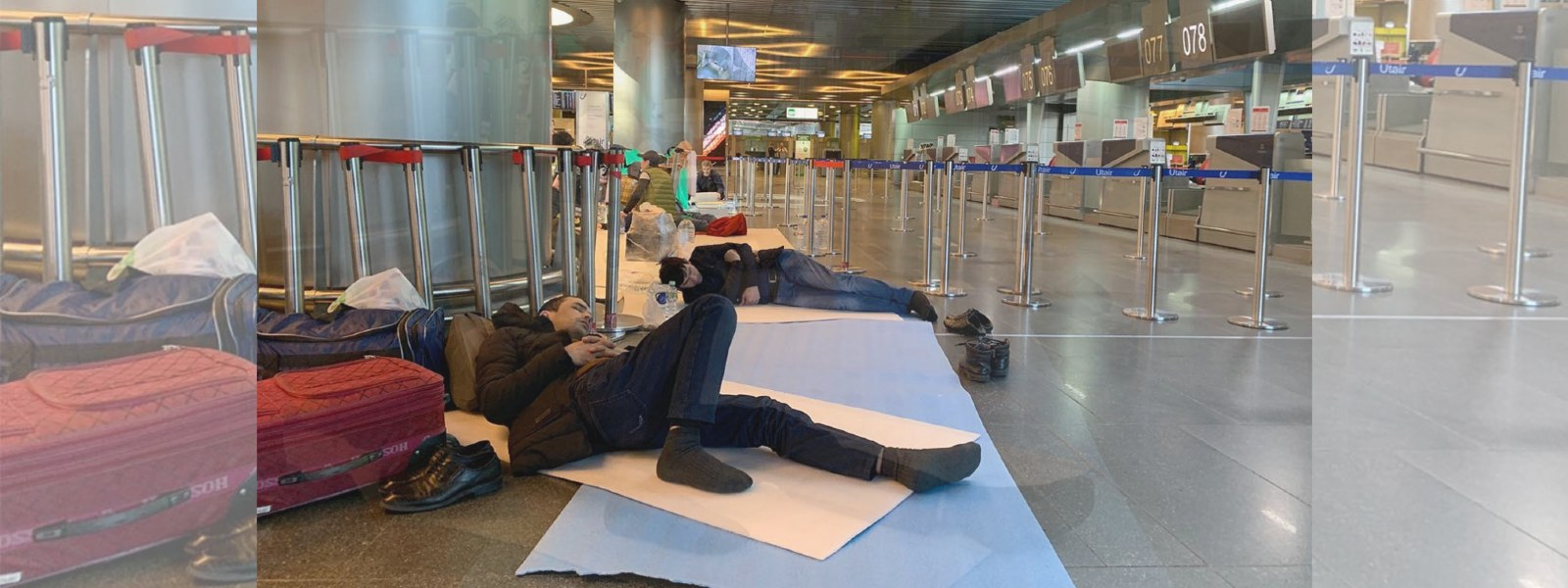 Two Sri Lankans en-route to South Korea stranded at the Narita Interantional Airport in Japan