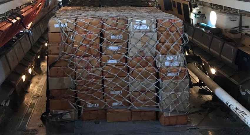 India gifts 12.5 tonne consignment of medical supplies to Sri Lanka