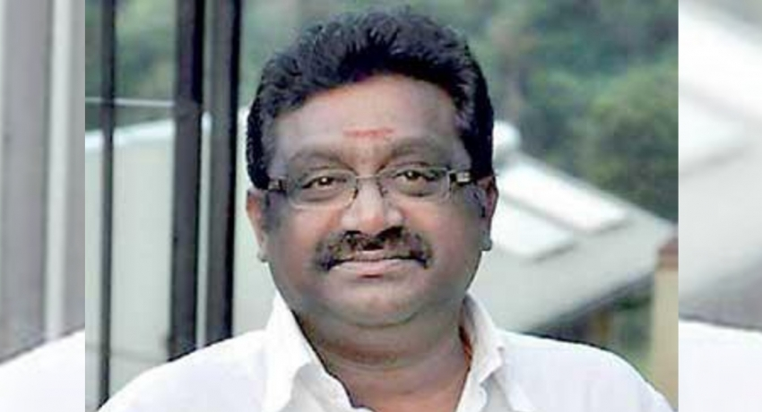 Ceylon Workers Congress Leader and Minister Arumugam Thondaman passed away
