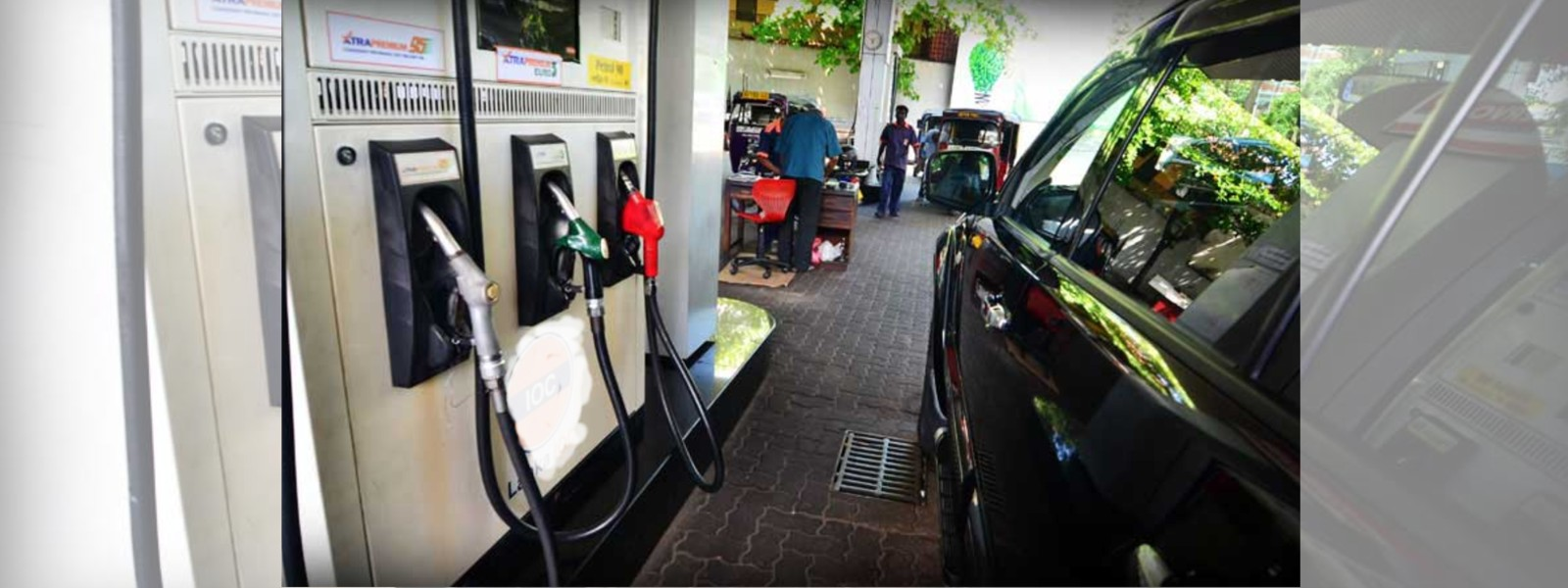 Lanka IOC reduces price of a litre of 92 Octane petrol