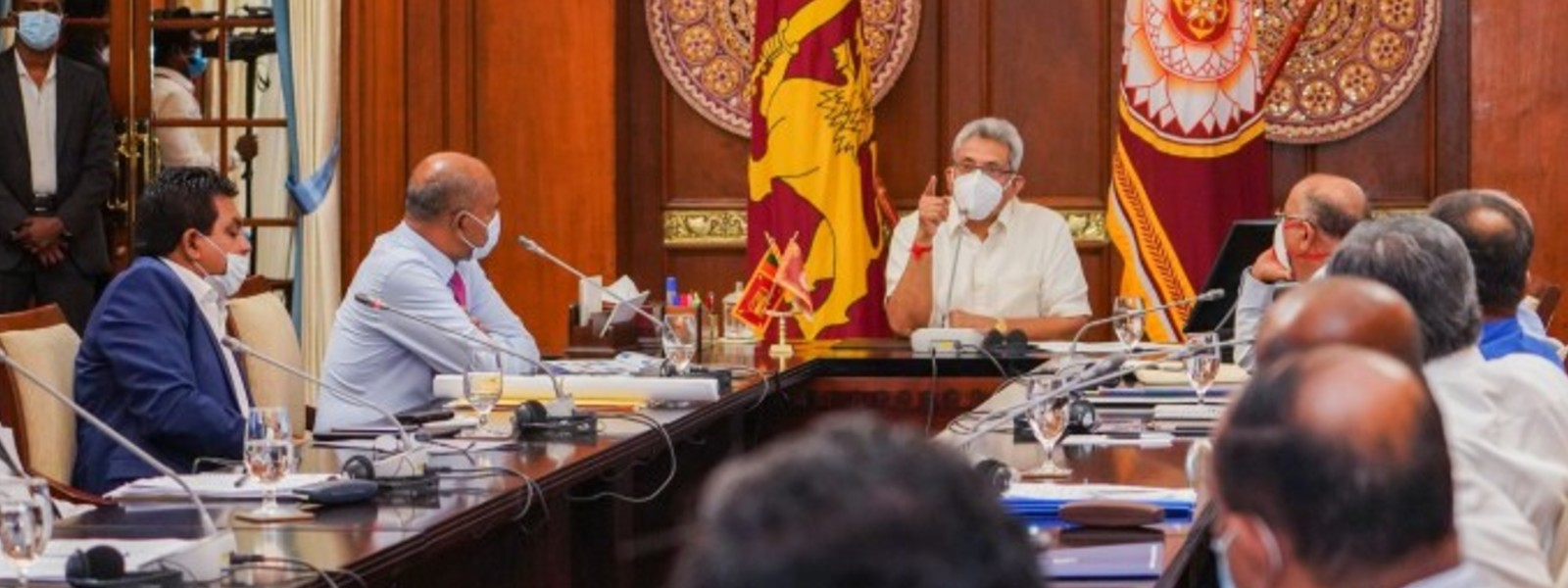 President explores possibility of finding maritime jobs for Sri Lankans