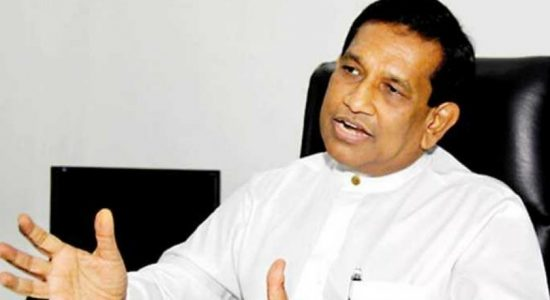 Former Minister Rajitha Senaratne who was remanded, released on bail
