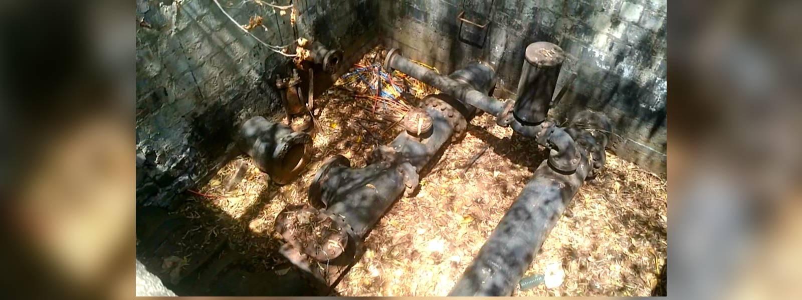 Govt. mulling reclamation of oil tanks in Trincomalee oil farm