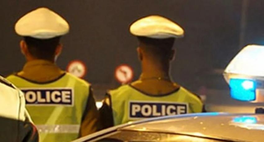 Island-wide raids to apprehend drunk drivers underway