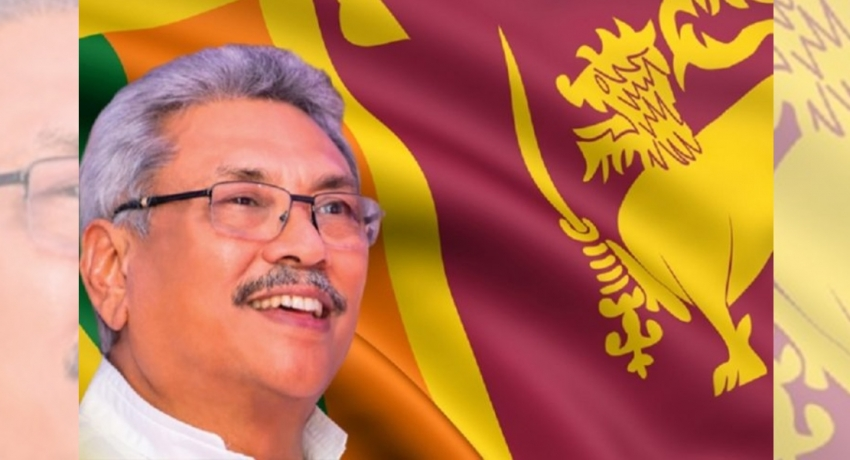Sri Lanka will strive towards prosperity, inspired by Dhamma and strengthened by past experiences: President
