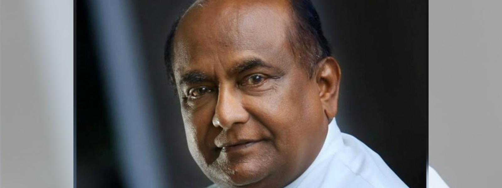 Final decision on Ranjan's seat in three weeks – Speaker