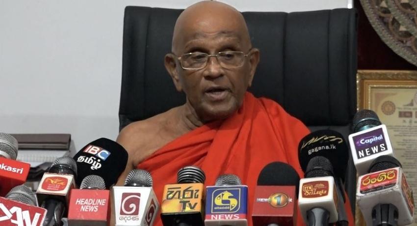Ven. Murutthettuwe predicts more protests