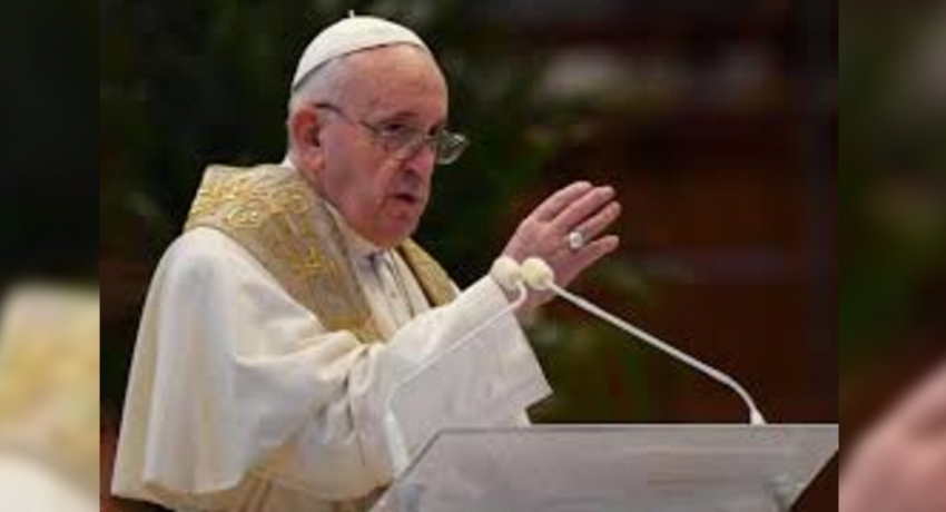 Pope Francis raises voice on American violence