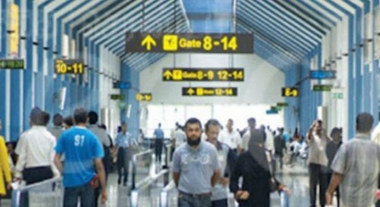 275 Sri Lankans due to arrive in the island