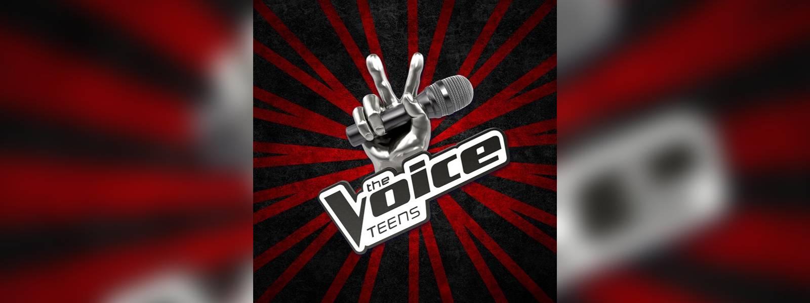 Voice Teens on Sirasa TV nears final stage