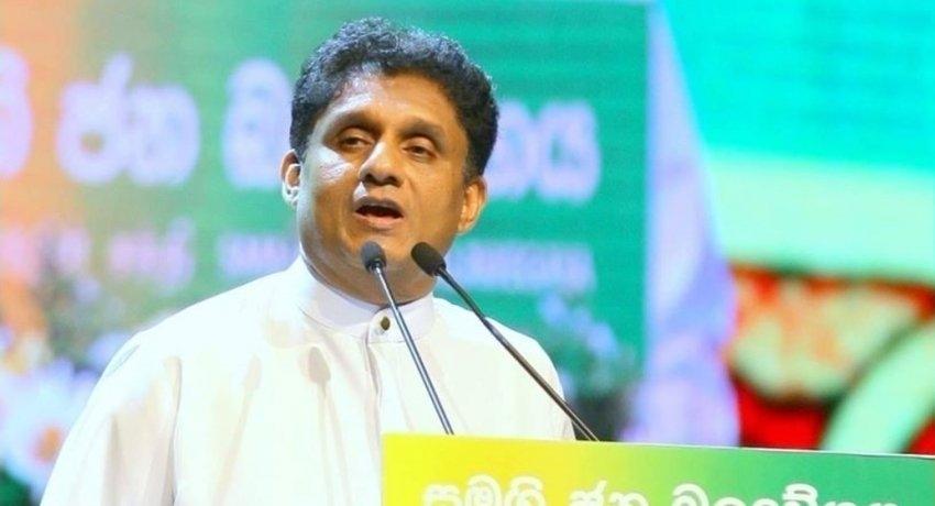 Sajith pledges to reimburse electricity bill payments