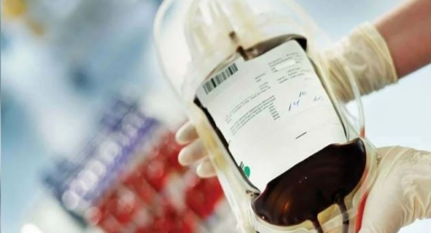 A blood donation campaign together with Gammadda gets underway in Dambulla today.