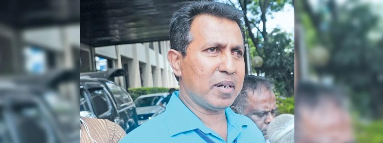 Concerns raised over Sunil Jayawardena's missing mobile phone