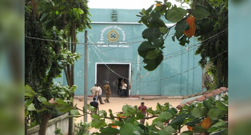 Special raids carried out in prisons