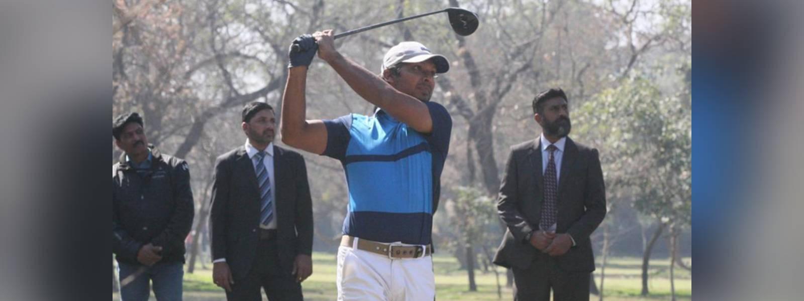 Sangakkara says leasing of Nuwara Eliya Golf Course never arisen even as a thought