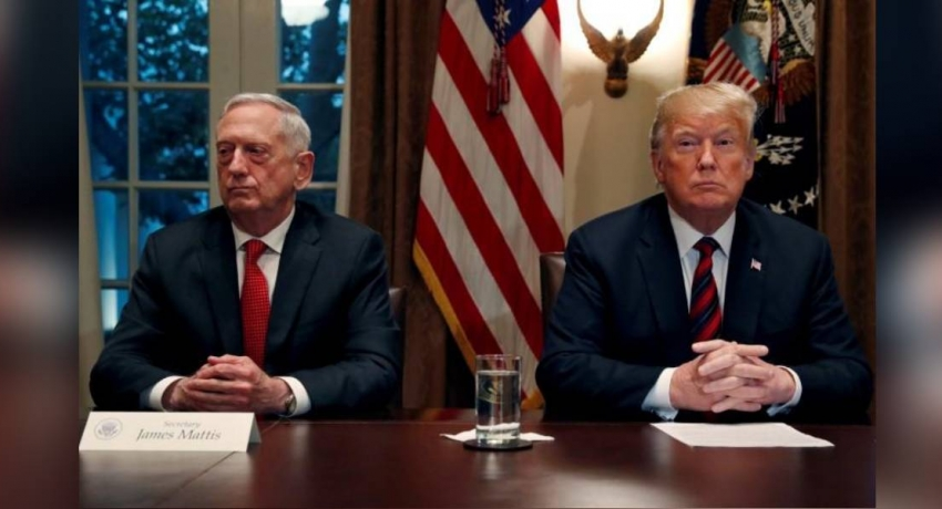 Mattis denounces Trump and military response to crisis