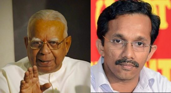Sampanthan ready to work with MR; Handunnetti slams TNA for two-faced politics
