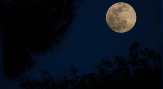 Penumbral lunar eclipse visible in Sri Lanka on June 5