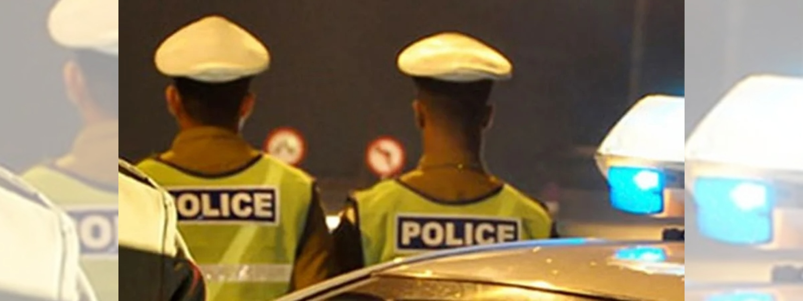 Sri Lanka Police charge over 3500 people for traffic violations