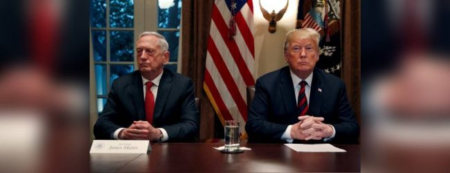 Mattis denounces Trump and military response to crisis