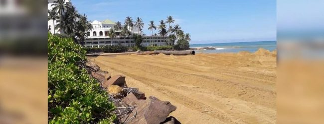Mount Lavinia beach project a futile exercise, researchers say