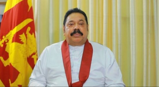 CBSL must bear responsibility over slump faced by finance bodies : PM Rajapaksa
