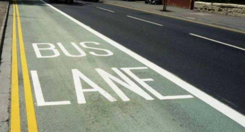 Priority lane rule in the Western province be enforced again