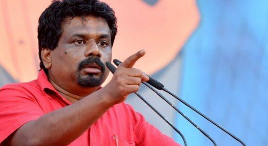 Anura Kumara Dissanayake to appear at PCoI on Political Victimization on Tuesday