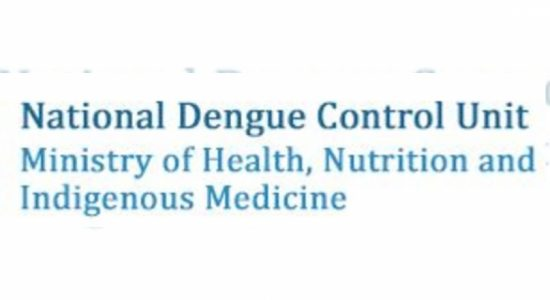 Three-day Dengue Eradication program targeting High-Risk Zones