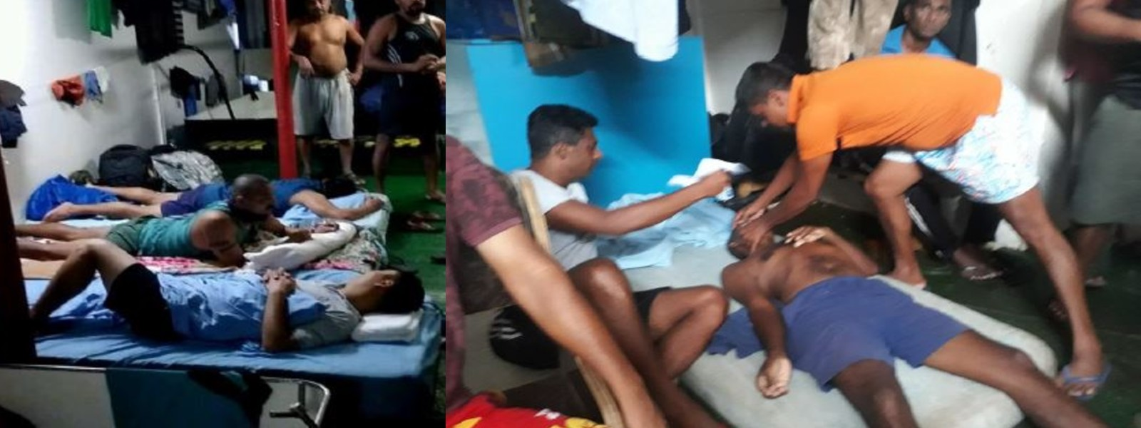 Stranded at Sea : Sea Marshals appeal for help from Sri Lankan Government