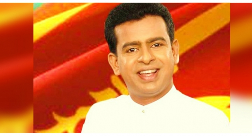 Buddhika Pathirana appointed as the new Matara District group leader of the SJB