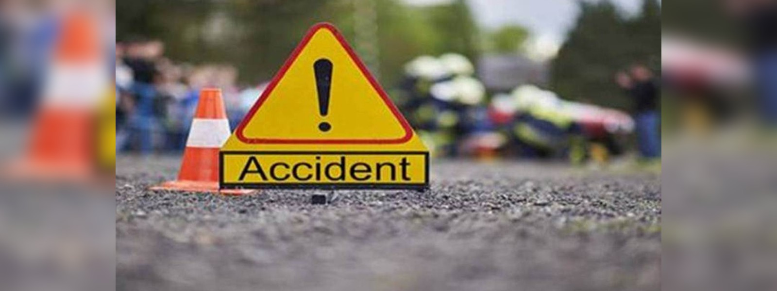 Army officer injured in accident