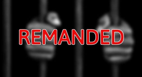 """""""Hospital Heist"""" doctor remanded until 24th June"""