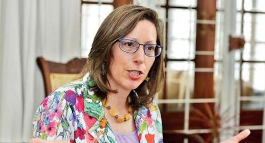 U.S. Ambassador to Sri Lanka – Alaina B. Teplitz speaks about the U.S Diplomat who arrived in the country by violating health regulations.