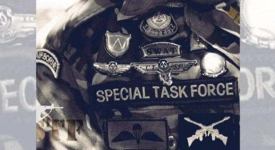 DIG Waruna Jayasundara assumes duties as new Commandant of Police STF