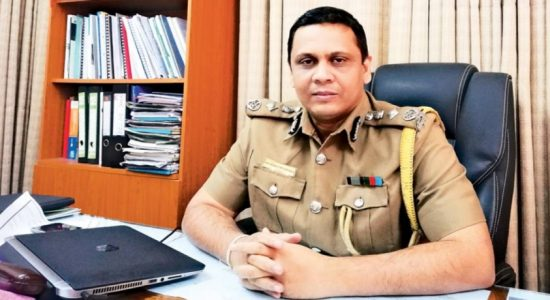 Thushara Upuldeniya appointed as acting commissioner general of prisons