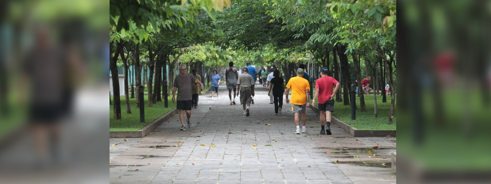 Face masks not mandatory when exercising : Ministry of Health