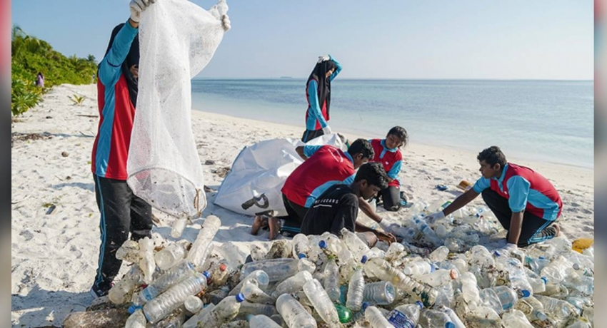 USD 50 mn project launched to curb marine plastic pollution in South Asia