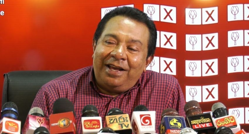 Basil likely to enter parliament during cabinet reshuffle – Dissanayake