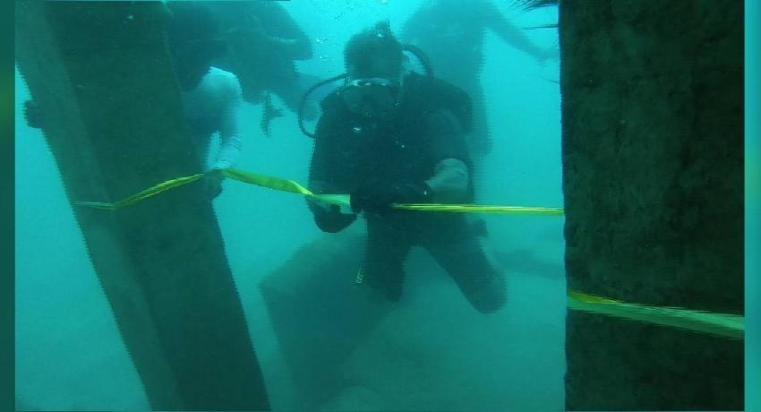 Sri Lanka's first ever underwater museum opened
