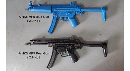 Defence Ministry develops 'Blue Gun' production methodology