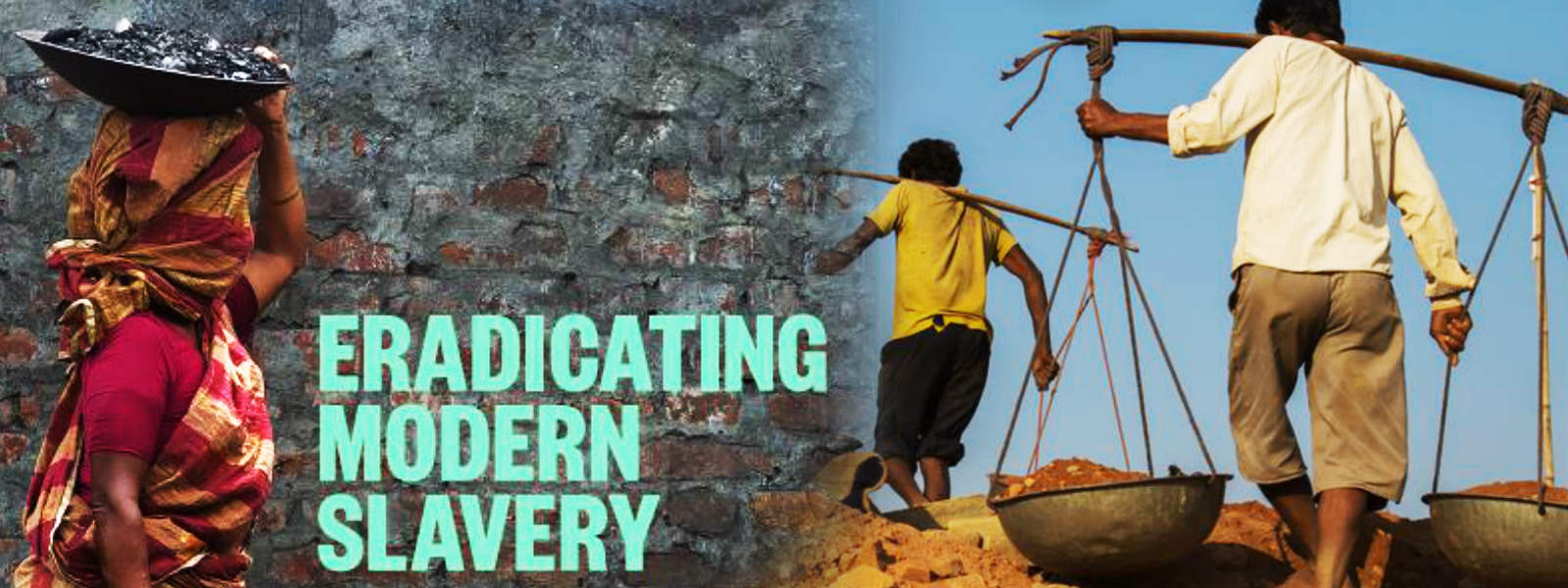 'We can't wait a moment longer', report on slavery calls on the world to act.